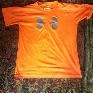 Under Armour boys athletic short sleeve shirt